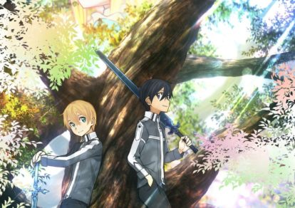 TV Anime | Sword Art Online Alicization | Key Visual