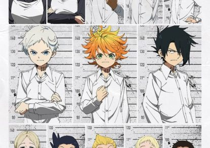 TV Anime | The Promised Neverland | Key Visual