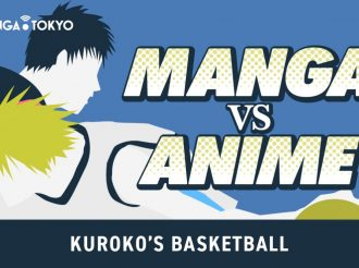 Kuroko's Basketball Manga VS Anime: Kaijo High School vs Touou Academy