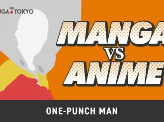 One-Punch Man Manga & Anime: Der Deep Sea King Arc