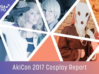 AkiCon 2017 – Of Brave Heroes and Forgotten Dragons Cosplay Report