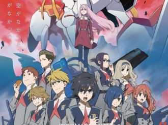 Darling in the Franxx enthüllt Main Visual