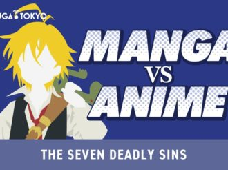 The Seven Deadly Sins Manga VS Anime: Folge 20 'The Courage Charm'