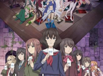 Lostorage conflated WIXOSS enthüllt neuen Trailer und Visuals