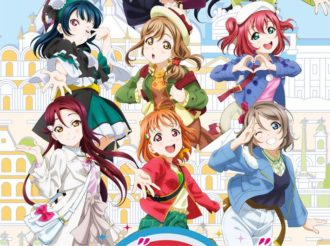"Love Live! Sunshine!! kündigt neuen Film ""The School Idol Movie Over the Rainbow"" an"