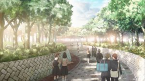 Bloom Into You (Yagate Kimi ni Naru) Official Anime Screenshot