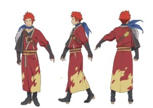 Welf Crozzo: Yoshimasa Hosoya from anime DanMachi Arrow of the Orion