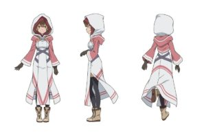 Liliruca Arde: Maaya Uchida from anime DanMachi Arrow of the Orion