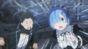 Re:Zero Starting Life in Another World Memory Snow Still 1