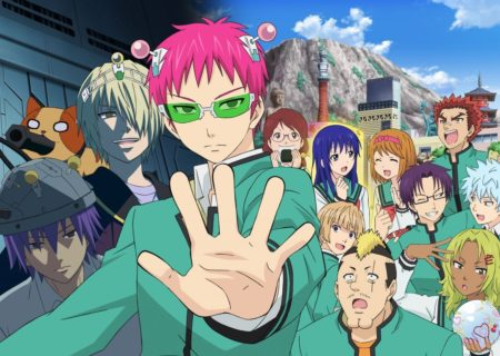 The Disastrous Life of Saiki K. Special Episode Visual