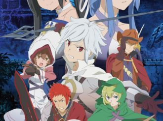 Danmachi: Arrow of the Orion enthüllt Trailer, Visual und Titelsong