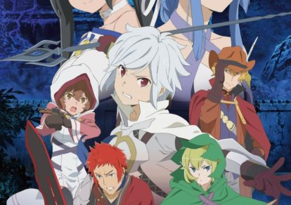 Danmachi: Arrow of the Orion Official Anime Trailer Screenshot