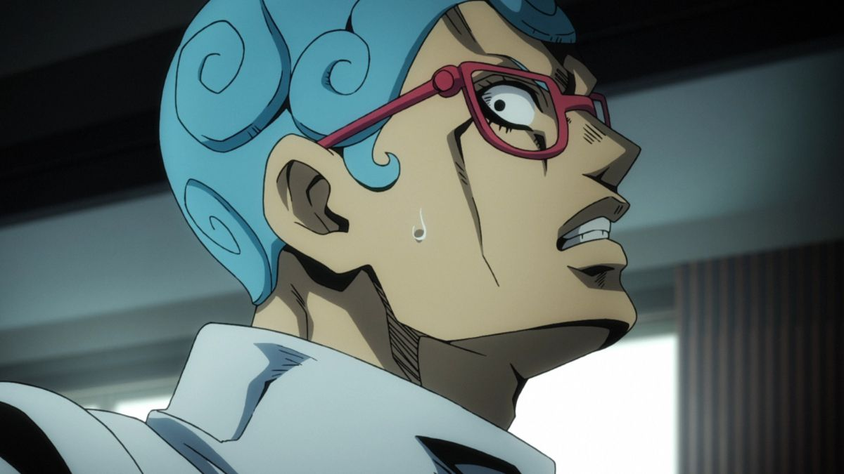 Ghiaccio vom anime JoJo's Bizarre Adventure: Golden Wind