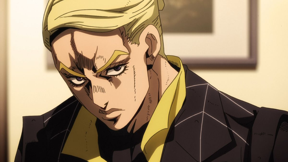 Prosciutto vom anime JoJo's Bizarre Adventure: Golden Wind