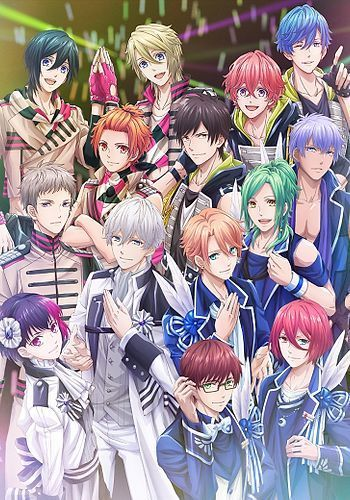 B-Project Zecchou*Emotion Anime Visual