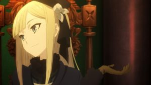 Lord El-Melloi II Case Files Official Anime Trailer Screenshot ©三田誠・TYPE-MOON / LEMPC
