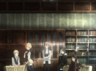Anime zu Lord El-Melloi II Case Files angekündigt