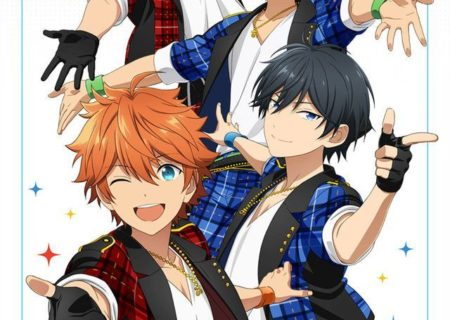 Ensemble Stars! Anime Adaptation Visual