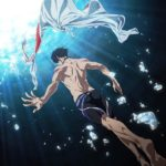 Haruka Nanase from TV anime Free! -Dive to the Future- | New Anime Movie Visual