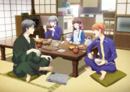 Anime Fruits Basket Second Teaser Visual