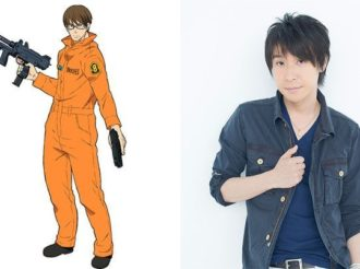 Fire Force stellt coolen Typen vor: Takehisa Hinawa