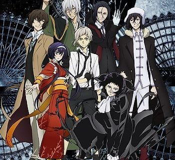 Bungou Stray Dogs 3rd Season Visual