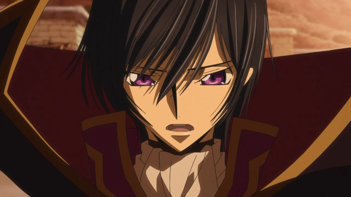 Code Geass: Lelouch of the Re;surrection Anime Movie Visual