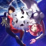Astra Lost in Space Official Anime Visual