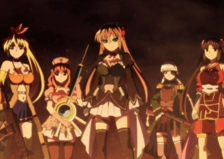 Magical Girl Spec-Ops Asuka Official Anime Screenshot