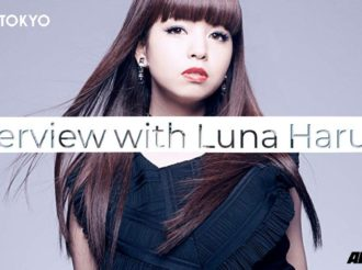 Interview with Anisong Artist Luna Haruna