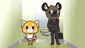 Aggretsuko Season 2 Official Anime Screenshot