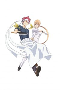 Food Wars! The Fourth Plate Anime Visual