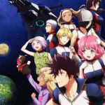 Key visual of anime Astra Lost in Space
