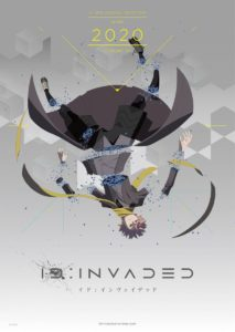 ID:INVADED Anime Visual