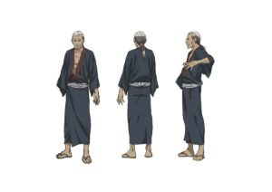 Sosuke Abayama vom Anime The Blade of the Immortal (Mugen no Jūnin: Immortal)