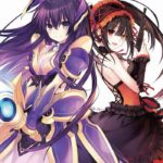 Date a Live Anime Visual